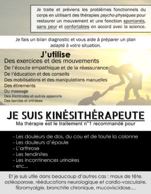 JeSuisKinesitherapeute
